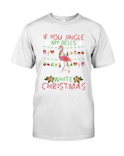 Flamingo if you jingle my bells