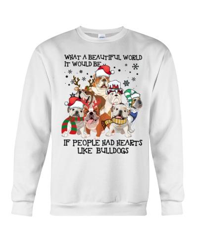 Bulldog what beautiful world