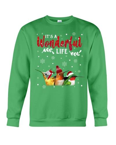 Hummingbird its a wonderful life