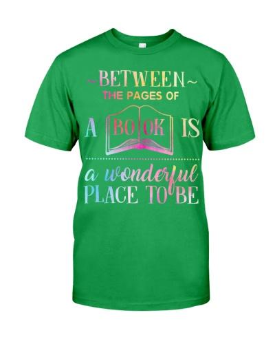Teacher book shirt