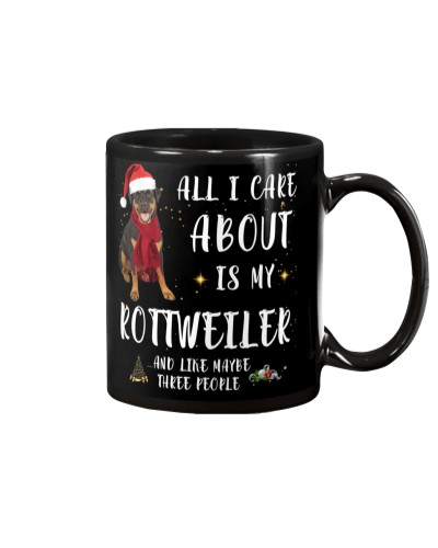 All i care about my Rottweiler
