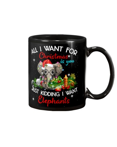 Elephant is what i want not you