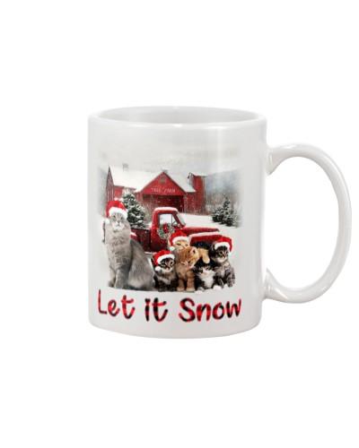 Cat LIS classic mug