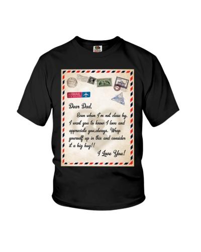 TTN 3 A Letter To Dad Blanket