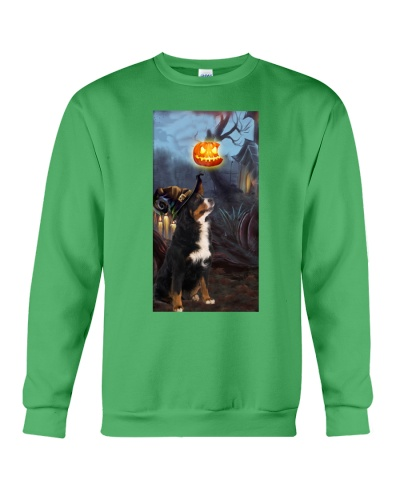 Bernese mountain halloween night case