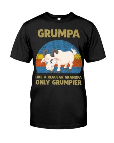 Goat grumpa