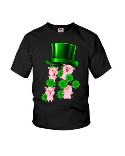 Pigs-magical-hat-lucky-shirt