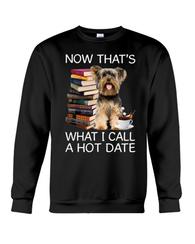 Mt What I Call A Hot Date Yorkshire Terrier Shirt