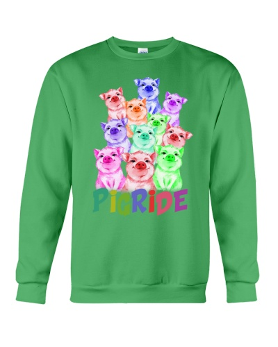 Ln pig  pride shirt