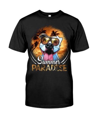 Pitbull summer paradise