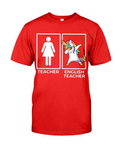 Teacher english teacher