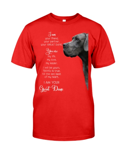 Im Your Friend Your Partner Your Great Dane