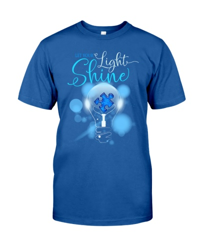 SHN Let your light shine Autism