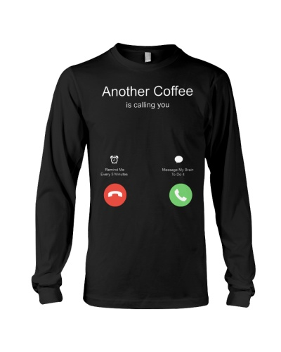 Another coffee is calling you