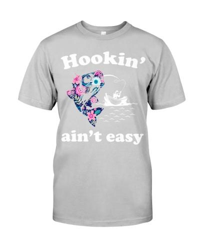 Fishing hookin