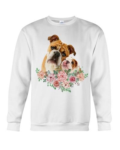 Bulldog  flowers love