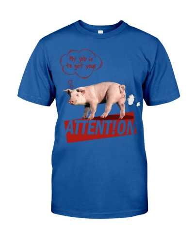 Pig Get Your Attention