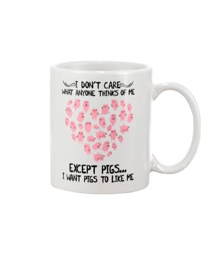 Pigs i want mug