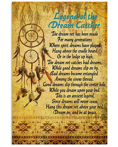 SHN 10 Legend of the dream catcher Native American