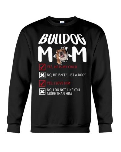 Bulldog is my child