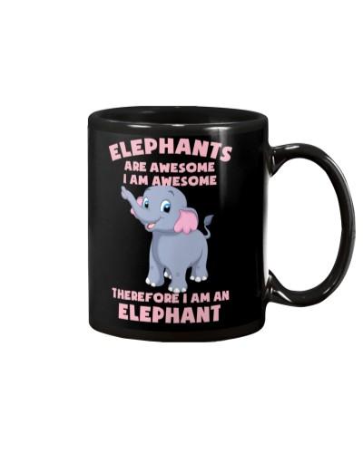 Elephant Is An Awesome