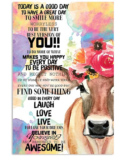 Cow Makes You Happy