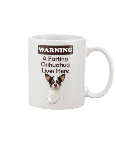 A Farting Chihuahua