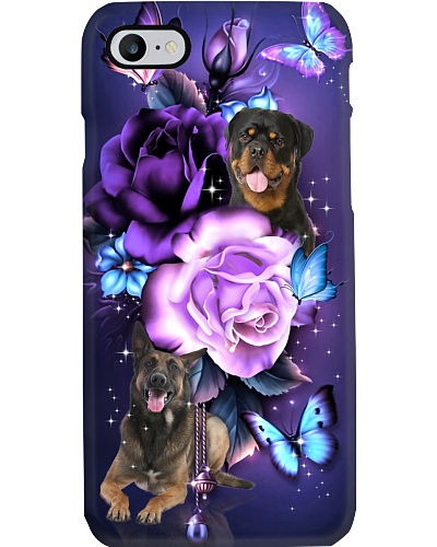 Rottweiler and malinois customize
