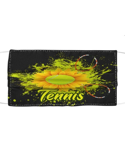 dt 9 tennis black cloth mask 22420