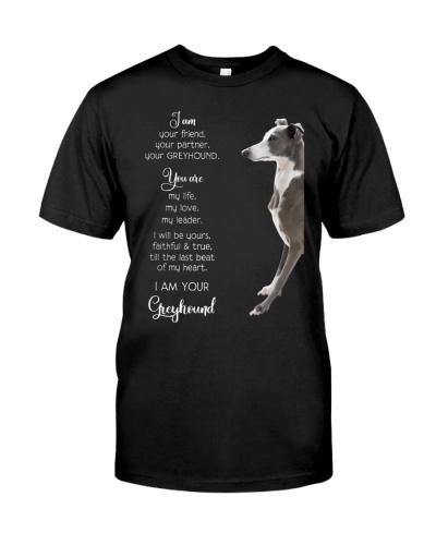 Im Your Friend Your Partner Your Greyhound