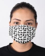 Labrador Retriever Mini Dogs Cloth face mask aos-face-mask-lifestyle-01