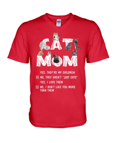 They are my children Cat shirt