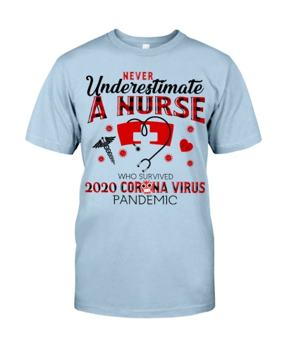 ST never underestimate a nuse 2020 shirt