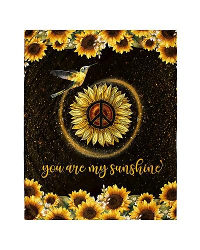 SHN 5 You are my sunshine sunflower Hummingbird