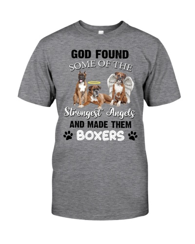 Boxer strongest angels