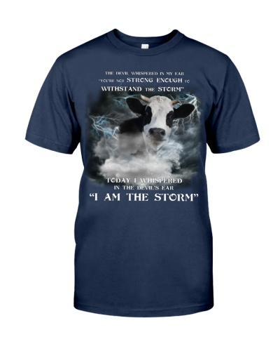Cow Is Storm