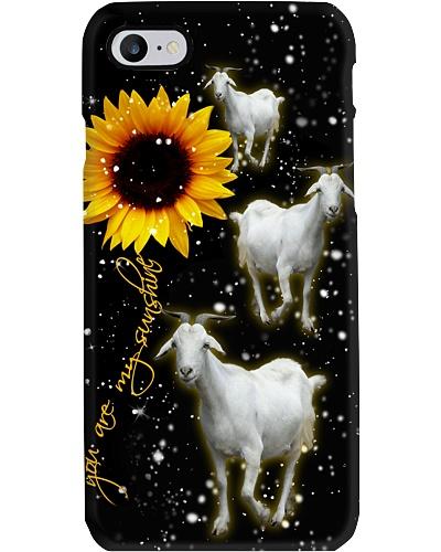 Goat U r my sunshine phone case comeback