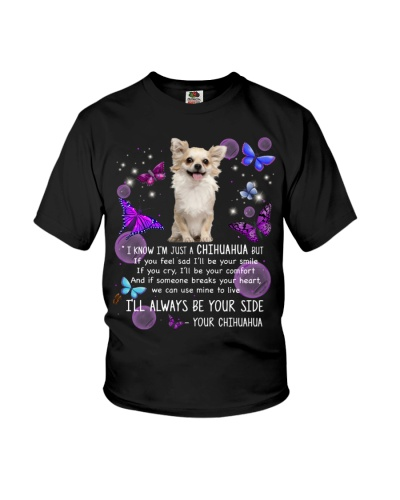 Chihuahua i will always be your side