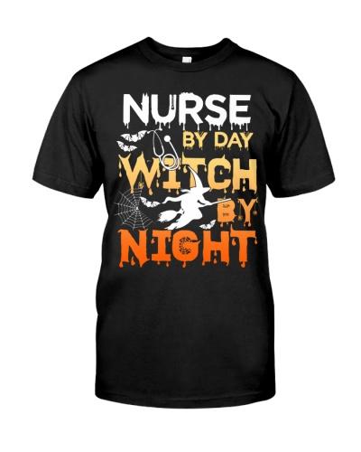 Nurse by day