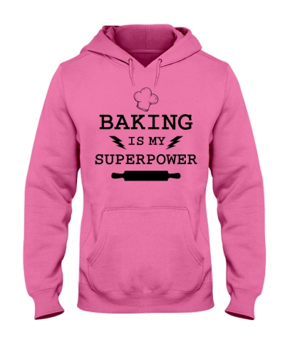 SHN Baking is my superpower Baker