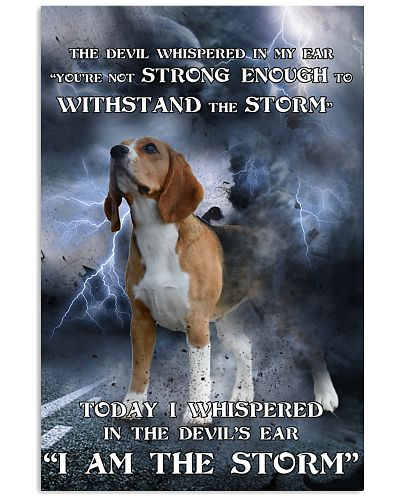 Beagle I Am The Storm