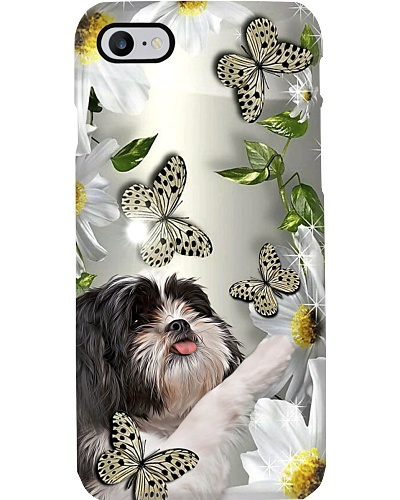 Fn 5 shih tzu daisy and butterfly