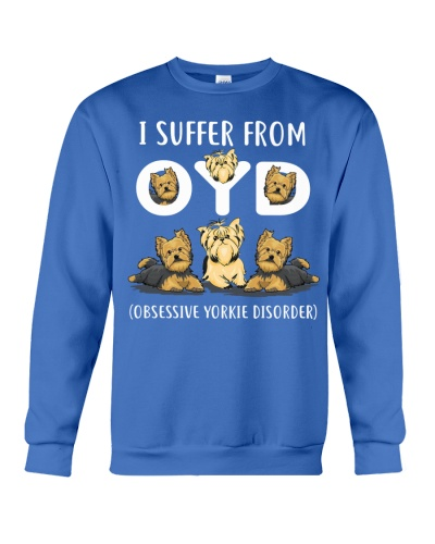 Ln yorkshire terrier i suffer from