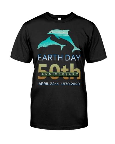 SHN Earth day 50th Anniversary Dolphin