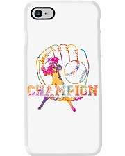 Baseball champion Phone Case tile
