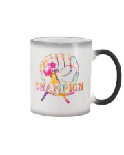 Baseball champion Color Changing Mug thumbnail