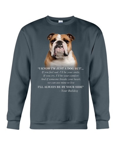 Bulldog is always by your side