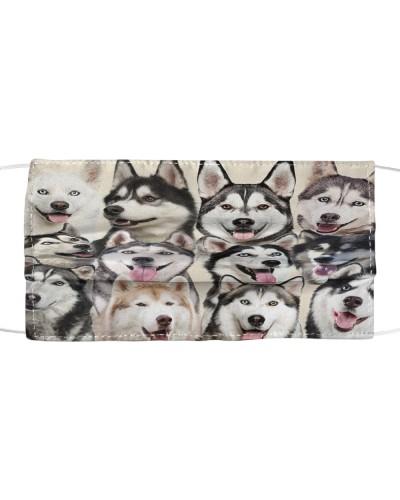Many Love Husky Siberian