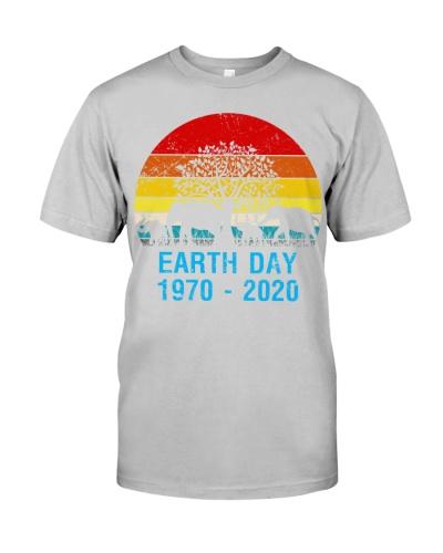 SHN Eath day 1970 - 2020 Elephant