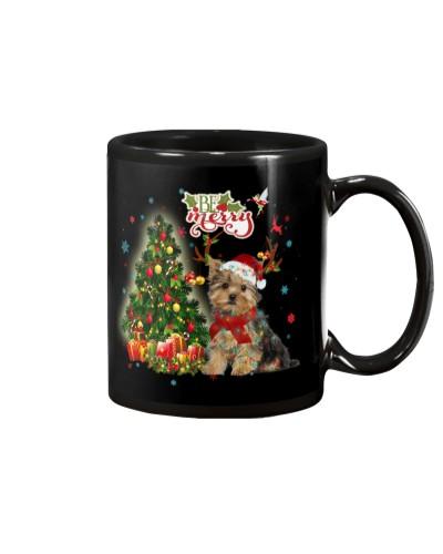 Yorkshire be merry mug